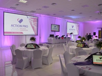 Congress Rental SLOVAKIA equiped with high-end IT technology, always available for you, ready for rent!