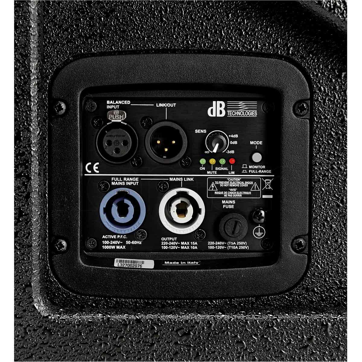 1421d6edf DVX DM15 je aktívny pódiový odposluch vhodný pre stredné a veľké pódiá