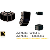 L-ACOUSTICS - ARCS® WIDE and ARCS® FOCUS systems+SB 28,L-Acoustics LA12X.