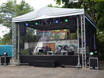 prenájom koncertnej strechy,Pro Sound & Lighting - Stage Sound & Lighting Rental