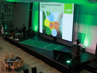 Prenájom veľkoplošného plátna Košice,Congress Rental Slovakia uses the latest technologies from Bosch for multi-language meetings, events and conferences.