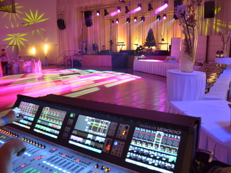 Pro Sound & Lighting - Stage Sound & Lighting Rental