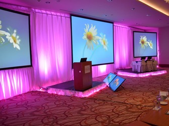 Stavba pódia výška 20cm,Pro Sound & Lighting - Stage Sound & Lighting Rental